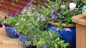 Potted Garden Ideas 35 Lovely Garden Container Ideas Empress Of Dirt