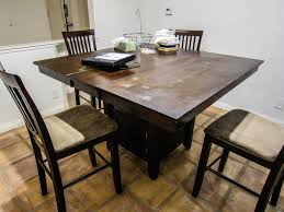 Refinishing Wood Dining Table Refinishing An Dining Table Archive Sawmill Creek