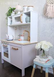 why the little white ikea kitchen is so popular customizing your ikea duktig play kitchen pink little notebookpink