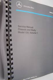 100 w124 diesel service manual vwvortex com reunited rare