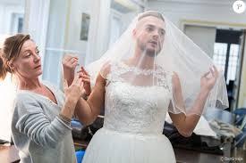 Lui Meme - jeremstar marié à lui même découvrez sa robe de mariée et les