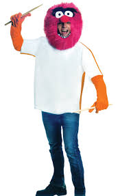 Muppet Halloween Costumes Muppets Animal Costume Costumes