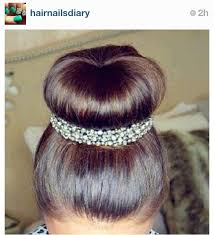 bun accessories 118 best hair images on hairstyles chignons and hair