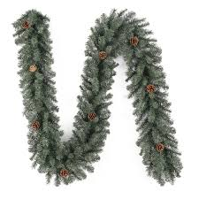 shop artificial garland at lowes