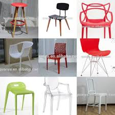 famous designer chairs famous designer dining side chairs colored plastic chairs lago