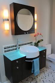 light up bathroom faucet elegant vessel sink faucets convention boston contemporary bathroom