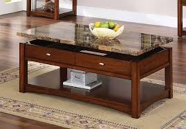 granite top end tables natural stone granite coffee tables in respectable style