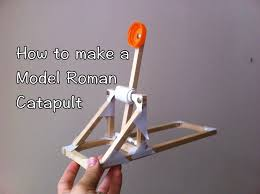 ideas for ks2 roman project school dt projects model roman catapult