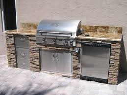 prefab outdoor kitchen grill islands kitchen island with stainless steel drawers and prefab