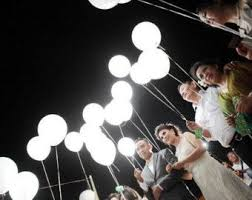 plans led light up balloons white led balloons that glow light up the sky sending your wishes