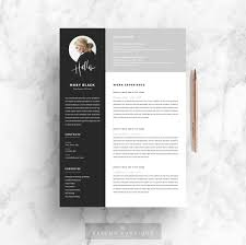 Usa Jobs Resume Builder Or Upload by Resume Templates Creative Market
