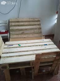 pallet balcony lounge set u2022 1001 pallets