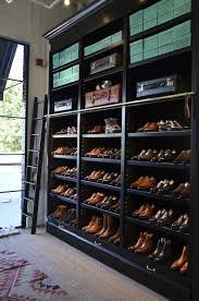 Shelves For Shoes by Shelves For Shoes Contemporary Closet