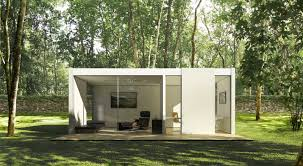 Prefab Guest House With Bathroom by The L A Prefab Company That U0027s Aiming To Make Good Design