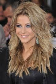 hair styles for pointy chins shaggy hairstyles for long hair with layers