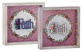 jim shore faith light box clearance