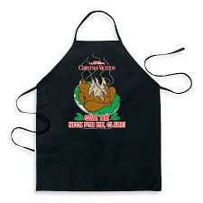 national lampoon u0027s christmas vacation apron wbshop com