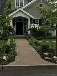 front yard planting curb appeal rosehill gardens kansas