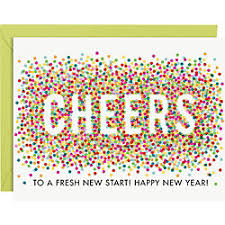 new year cards paper source