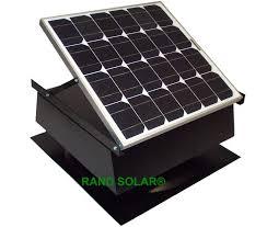 solar attic vent fan rand solar powered attic fan 40 watt rand solar attic fans