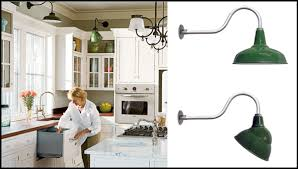 Cottage Kitchen Lighting Salvage Vintage Gooseneck Lighting For Cottage Style
