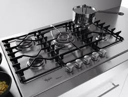 Whirlpool Induction Cooktop 36 Kitchen Top Stove 6 Burner Gas Cooktop At Us Appliance With Regard