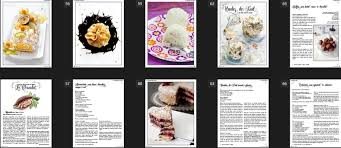 magazine cuisine gratuit merveilleux chocolat blanc et cardamome cook n roll