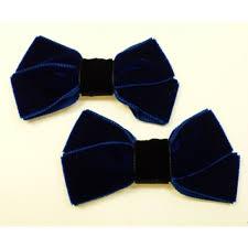 velvet bows velvet shoe bows