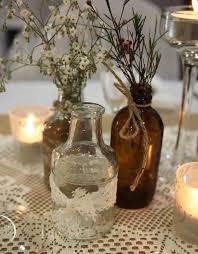 d coration mariage vintage fleurs mariage 55 idées déco de table et bouquet de mariée