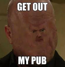 Ainsley Harriott Memes - who would win in a fight phil mitchell vs ainsley harriott