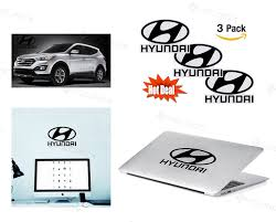 jeep transparent background amazon com hyundai logo stickers decal set of 3 decals high