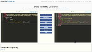 html online class pug jade prepare html interfaces on raspberry pi with geany