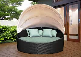 deck wicker daybed u2014 home design ideas very comfy and beautiful