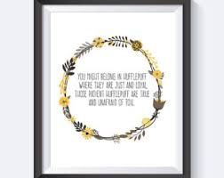 harry potter quotes etsy