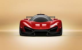 ferrari supercar concept ferrari xezri design concept sports up and wears its competizione
