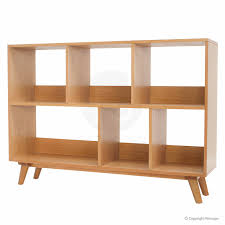 buy haakon bookshelf retro bookshelf storage solutions u2013 retrojan