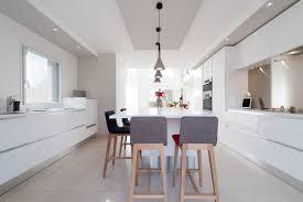 cuisine interieur design cuisine design gd cucine finition extrême blanc modèle space