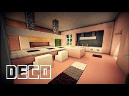 minecraft creer une cuisine moderne cuisine moderne jeux