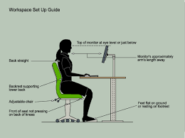 Ergonomics And A Good Office Chair Office Chairs Should Have A