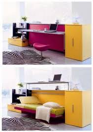 Folding Bed Desk Desk By Day Bed By Night Cabrio In Folding Bed Desk For Small