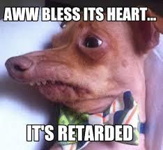 Aww Memes - meme creator retarded dog meme generator at memecreator org