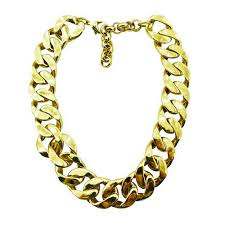 chain link necklace with images Flat chain link necklace shay accessories jpg