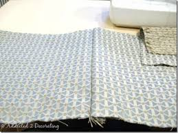 How To Measure For Pinch Pleat Drapes D I Y Tutorial For Making Unlined Pinch Pleated Drapery Panels