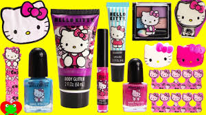 kitty mega cosmetics surprises