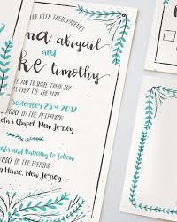 90 gorgeous wedding invitation templates design shack