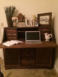 tall secretary desk with hutch 73 most blue chip contemporary secretary desk compact small corner