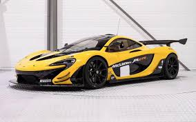 mclaren p1 price mclaren p1 gtr in pristine black and yellow will cost you 3 3