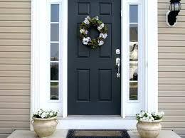 Lowes Exterior Door Exterior Door Lowes Doors Outside Doors Exterior Doors Black Front