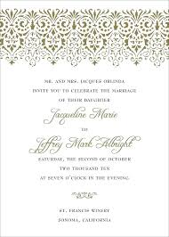wedding invitation format fearsome wedding invitations omaha 21 what to write on a wedding