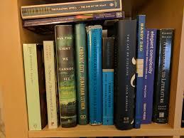 bookshelves two ells